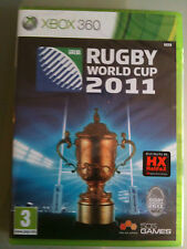 RUGBY WORLD CUP 2011  XBOX 360 SIGILLATO VERS. UFF. ITALIANA