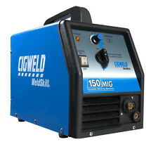 Cigweld WeldSkill 150 MIG Portable Welding Machine.   #W1004150