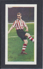 Cadet Sweets - Footballers 1957 # 43 Joe Shaw - Sheffield United