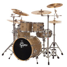 Gretsch nc-f604-vg New Classic drum set | Vintage Glass Finish
