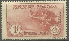 "FRANCE STAMP TIMBRE N°231 "" ORPHELINS LA MARSEILLAISE 1F+25c "" NEUF xx TB B414"