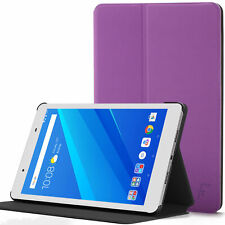 Lenovo Tab 4 8 Case, Stand | Thin & Light Cover for Lenovo Tab 4 8 | Purple