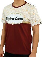 USK vente aux enchères en ligne Imperious T-shirt homme bordeaux petit Bargain H...