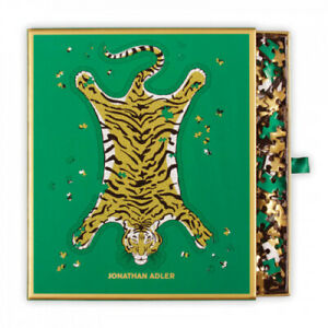 Jonathan Adler Safari 750 Piece Shaped Foil Puzzle by Galison
