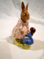 Royal Doulton Dollie Bunnykins Playtime D88 Corp 1972