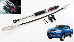 Slow Down Easy Up Tailgate Strut Damper Shock for Toyota Hilux Revo 15-20 SR5