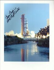 Apollo 13 Flight Director-Gerald Griffin.— Autograph,Hand Signed