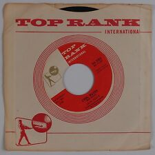 JACK SCOTT: Cool Water / It Only Happened Yesterday TOP RANK USA 45 VG+