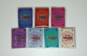CARDFIGHT VANGUARD OVERDRESS - IMAGE COLOR/RIDE LINE SLEEVES (PACKS OF 53)