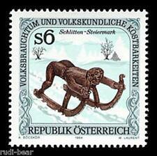Österreich Nr. 2116  **  Kinderschlitten