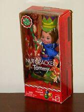 Nutcracker Tommy 2003 Kelly Club NRFB #B1348 Barbie Christmas Doll/Ornament