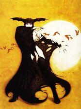 BROM Poster #5 VEXATIOUS Sirius Ent 2002 BRAND NEW Vampire Fantasy Horror