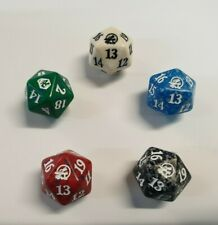 More details for magic the gathering innistrad midnight hunt life counter set d20 mtg dice die