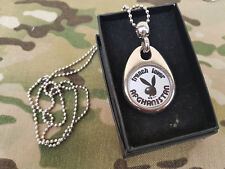 SNAKE PATCH - PENDENTIF / COLLIER - FRENCH LOVER afghanistan OPEX kandahar afgha