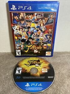 J-Stars Victory Vs+ (Sony PlayStation 4, 2015) PS4 Anime Game Rated T Teen