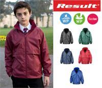 RESULT Children's Youths WATERPROOF Windproof Insulated Jacket with Hidden Hood