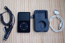 Apple iPod Classic 30gb a1136 (Special Edition u2) mp3 Player Music in Nero