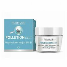 Floslek Pollution Anti Active City Protector Day Cream SPF15 50ml