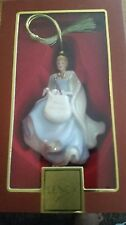 Lenox christmas collector ornament Cinderella