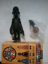 MINDstyle x CoolRain Black Lebron James Chase NBA Collector Series 2 Figure rare