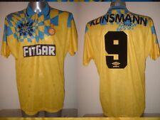 Inter Milan Klinsmann XL Umbro Shirt Jersey Soccer Football Tottenham Hotspur