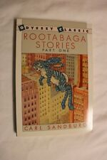 Rootabaga Stories Part One by Carl Sandburg (1990, Paperback) Odyssey Classic