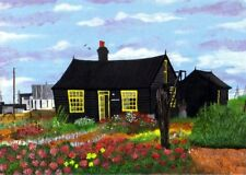 PROSPECT COTTAGE DUNGENESS KENT OPEN EDITION PRINT BY MICHAEL PRESTON