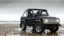 SVX style front grille kit for Land Rover Defender 90  110 Silver