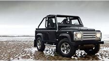 SVX Stile Griglia Anteriore Kit Per Land Rover Defender 90 110 SILVER