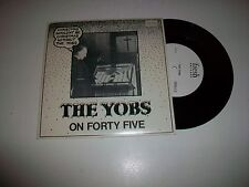 YOBS - 45 w/PICTURE SLEEVE - PUNK - Oi! - KBD - ROCK