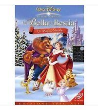 DISNEY La bella e la bestia un magico Natale - raro