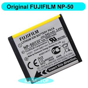 Original Fujifilm NP-50 Battery for XF1 X100 F775 F550 F900 X20 XP200 F665 X100