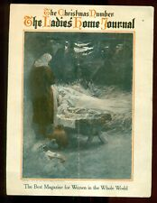 1905 The Ladies Home Journal Christmas Issue Subscription Promotional Brochure