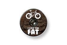 Bikelangelo 1 1/8 Headset Top Cap - Fat Bike