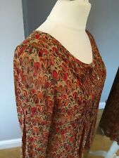 Monsoon - Gorgeous Top - Size 14 - Fab Condition