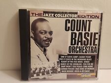 Count Basie Orchestra: The Jazz Collectior Edition (CD, 1991, Delta)