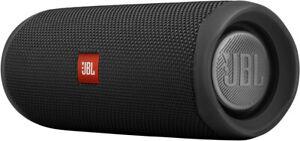 JBL Flip 5 Schwarz Lautsprecher Wireless Bluetooth Neu Original verschlossen