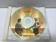 Pink Floyd: Wish You Were Here RARE 24k Gold Super Bit Mapping CK 53753