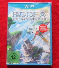 Rodea The Sky Soldier Nintendo WiiU Spiel + Wii Version Neu OVP deutsche Version