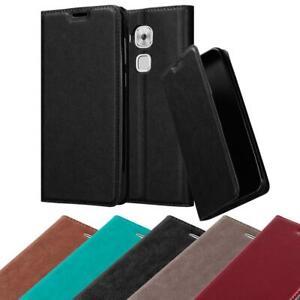 Custodia per Huawei NOVA PLUS Portafoglio Cover Case Magnetica Libro
