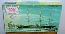 AURORA CUTTY SARK SHIP PLASTIC MODEL KIT BOXED #432