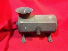 Antique Cast Iron Meat Grinder Body only  Barn find!