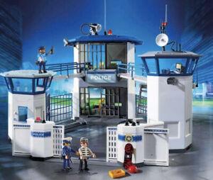Playmobil Police Headquarters 6919