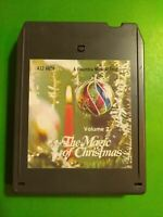 MAGIC OF CHRISTMAS Volume 2 A126658 8 Track Tape