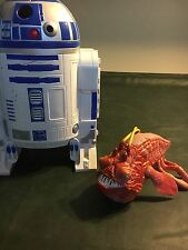 Star Wars R2-D2 Action Figure Case/ Play-Set