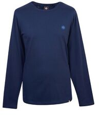 Pretty Green Long Sleeve T Shirt Size Extra Large In Navy