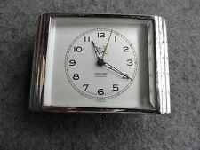 Vintage Russian Wind Up Alarm Clock