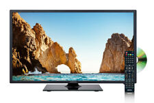 """Axess 19"""" High Definition Widescreen LED Television with DVD Player TVD1805-19"""
