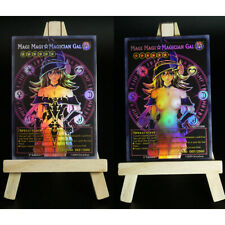 Yugioh ORICA: Magi Magi Magician Gal (HOLO/COMMON)   ORIC-XX008 Proxy Nude Girl