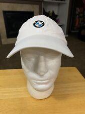 BMW Luxury Cars Golf Championship Tiger Woods PGA Brooks White Baseball Cap Hat